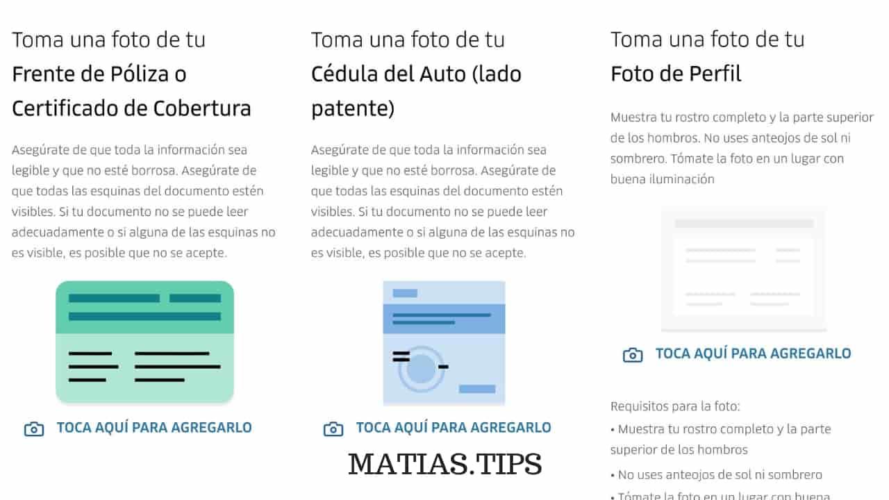 requisitos como conductor de uber argentina