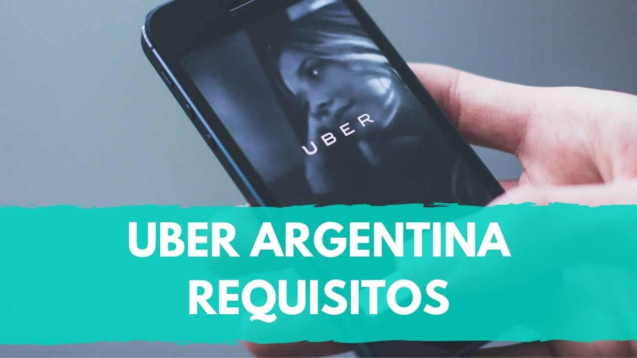 trabajar como chofer de uber en argentina